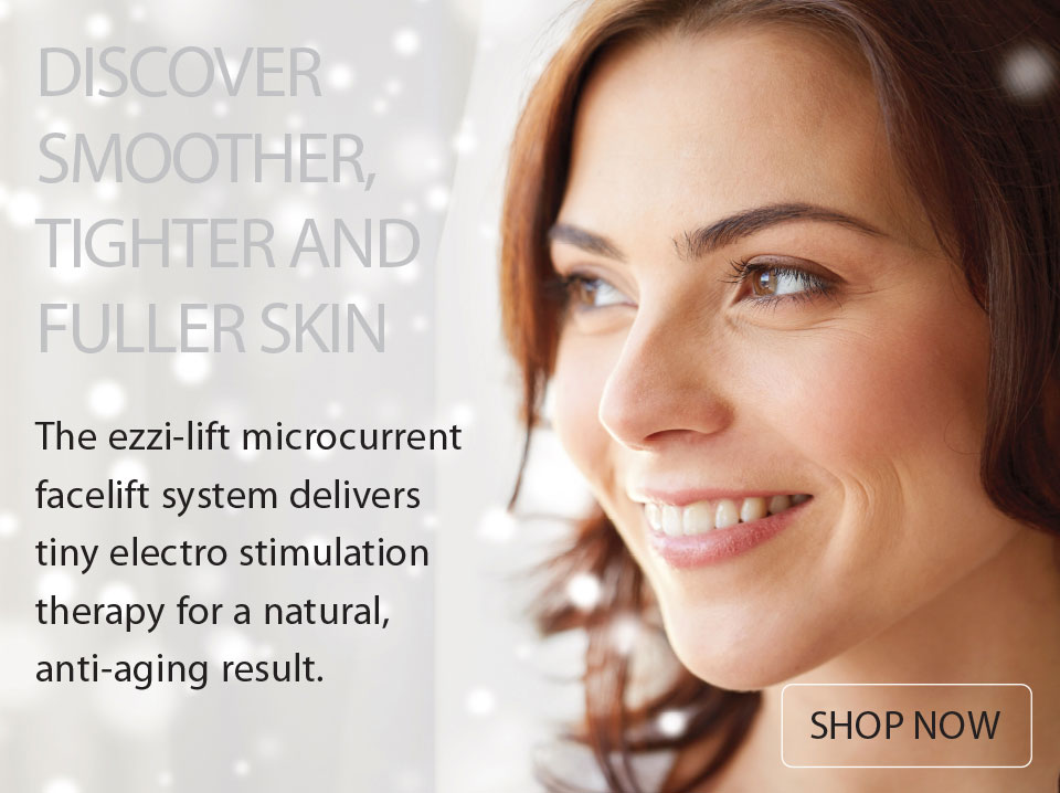 Look Younger Naturally with ezzi-lift